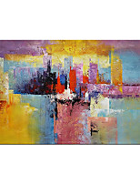 cheap -Oil Painting Hand Painted Abstract Living Room Decoration On The Wall Art for Home Decoration Rolled Canvas No Frame Unstretched