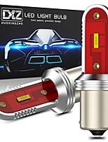 cheap -2pcs 1156 P21W LED S25 BA15S 1157 T20  LED Bulb Canbus CSP 1860 7440 7443 w21w w21/5w Car Turn Signal Reverse Brake Light 12V