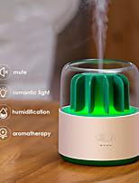 cheap -Air Humidifier Home Office Mini Air Diffuser Cactus Design USB Powered 2000ml Humidifier For Home Office