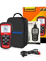 cheap -ms509 the same kw808 car fault diagnosis instrument detection decoder scanner elm327obd2al519