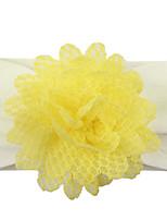 cheap -new product children's hairband supply, children's nylon hairband, baby chiffon elastic headband, baby headwear