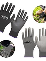 cheap -Labor Insurance Gloves Construction Site Wear-Resistant Industrial Breathable Protective Work Gloves Are Light And Flexibl