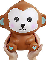 cheap -10.2 Inches Squishies Jumbo Monkey Kawaii Slow Rising Scented Giant Animal Squishies Kids Toy