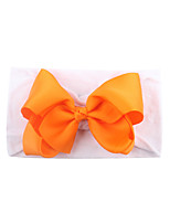 cheap -2019 new european and american bowknot children's hair accessories for infants and toddlers super stretch soft nylon headband