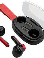 cheap -B60 TWS True Wireless Earbuds Bluetooth Earpiece Headphones Smart Touch Headset Wireless Sport Earphones Mini Music Gaming Earbuds with Mic