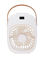 cheap -Mini Fan Portable desktop Fan Handheld Electric USB rechargeable fan Appliances Desktop Air Cooler Outdoor Travel hand fan