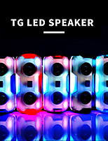 cheap -T&G TG143 Outdoor Speaker Wireless Bluetooth Portable Speaker For PC Laptop Mobile Phone