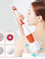 cheap -Electric Bath Brush, Multifunctional Bath And Massage Bath Brush, Household Long Handle Massager Brush