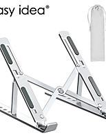 cheap -portable laptop stand aluminium foldable notebook support laptop base macbook pro holder adjustable bracket computer accessories