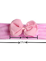 cheap -european and american new chiffon bow headband, children's jewelry, baby products, baby headdress wholesale in stock