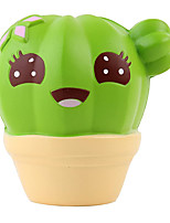 cheap -4.1 Inches Squishies Cactus Scented Jumbo Slow Rising Kawaii Squishies Stress Relief Toy for Collection Gift Random Delivery