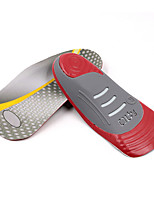 cheap -Orthotic Inserts Shoe Inserts Running Insoles Women's Men's Relieve Flat Feet Foot Tailorable Sports Insoles Foot Supports Shock Absorption Arch Support Breathable for Fitness Gym Workout Running