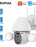 cheap -tuya smart tuya double fill light ball machine 3mp high-definition camera security surveillance camera smart home