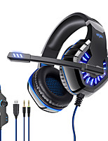 cheap -OVLENG GT81 Gaming Headset USB 3.5mm Audio Jack Ergonomic Design Retractable Stereo for Apple Samsung Huawei Xiaomi MI  PC Computer Gaming