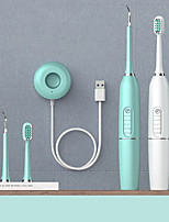 cheap -Dental Calculus Remover Household Dental Scaler Electric Dental Scaler Tooth Cleaning Toothbrush Beauty Dental Instrument