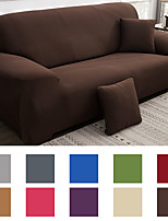 cheap -Sofa Cover Pure Color Furniture Protector Soft Stretch Spandex Jacquard Fabric