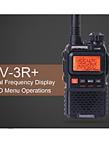 cheap -BAOFENG UV-82 Anolog Dual Band 5KM-10KM 5KM-10KM 128 1800 mAh 8 W Walkie Talkie Two Way Radio
