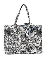 cheap -Women's Bags Nylon Tote Top Handle Bag Date Office & Career 2021 Handbags Gray