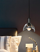 cheap -LED Pendant Light Bedside Light Modern Single Design Copper LED Nordic Style 110-240 V