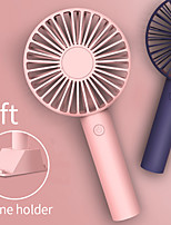 cheap -mini fan portable for fan handheld usb rechargeable fan appliances desktop air cooler outdoor travel hand fan xiaomi youpin 5