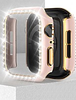 cheap -Cases For Apple iWatch Apple Watch Series SE / 6/5/4/3/2/1 44mm 42mm 40mm 38mm Alloy Compatibility Apple iWatch