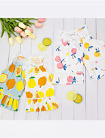 cheap -Dog Cat Dress Fruit Adorable Cute Dailywear Casual / Daily Dog Clothes Puppy Clothes Dog Outfits Breathable White Gray Costume for Girl and Boy Dog Padded Fabric XS S M L XL