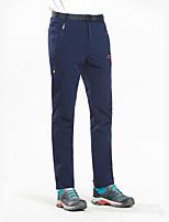 cheap -Men's Hiking Pants Trousers Summer Outdoor Quick Dry Breathable Stretchy Sweat wicking Nylon Pants / Trousers Black Blue Grey Khaki Hunting Fishing Climbing L XL XXL XXXL 4XL
