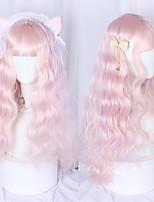 cheap -Pink+Purple Sweet Style Lolita Wig 70 inch Cosplay Wigs Lolita Wig Halloween Wigs