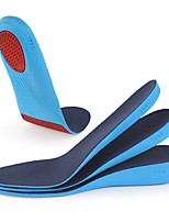 cheap -Shoe Inserts Running Insoles Women's Men's Sports Insoles Foot Supports Shock Absorption Arch Support Breathable for Fitness Gym Workout Running Fall Winter Spring Blue