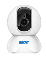 cheap -escam ty001 tuya smart 1080p ip camera ptz home security wifi camera with ir night vision cloud storage for indoor alarm system