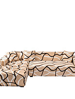 cheap -Sofa Cover Contracted Style  Dustproof Stretch Slipcovers Stretch Super Soft Fabric Couch Cover Fit for 1to  4 Cushion Couch and L Shape Sofa (You will Get 1 Throw Pillow Case as free Gift)