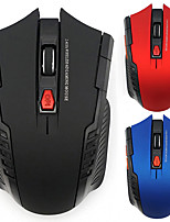 cheap -2000dpi 2.4ghz wireless optical mouse gamer for pc gaming laptops new game wireless mice with usb receiver drop shipping mause