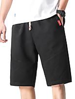 "cheap -Men's Hiking Cargo Pants Hiking Shorts Summer Outdoor 12"" Ripstop Quick Dry Multi Pockets Breathable Cotton Knee Length Bottoms Black Khaki Dark Navy Work Fishing Climbing M L XL XXL XXXL"