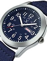 cheap -nylon canvas watch waterproof sports watch men's classic style military watch