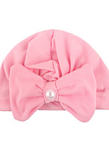 cheap -new european and american children's bow hats, sticky beaded baby caps, baby supplies wholesale