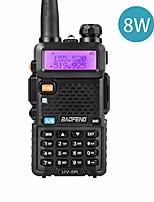 cheap -new arrival dual band mini pocket two way radio baofeng uv-3r+ plus  free shipping