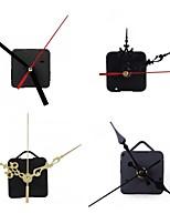 cheap -2pcs Quartz Clock Movement Mechanism Silent Large Wall Clock Hands Clock Repair Tool Parts Kit Set DIY Home Accessories
