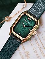 cheap -Women's Quartz Watches Analog Quartz Stylish Minimalist Water Resistant / Waterproof / PU Leather