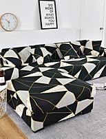cheap -1  Pc Geometric Black White Sofa Cover Elastic Sofa Cover To Living Room Pet Sofa Dust Cover Recliner Sofa Cover