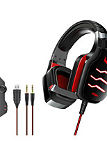 cheap -OVLENG GT85 Gaming Headset USB 3.5mm Audio Jack Ergonomic Design Retractable Stereo for Apple Samsung Huawei Xiaomi MI  PC Computer Gaming