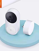cheap -Xiaomi 1080 WiFi Smart Video Doorbell AI Face Identification Detection Wireless Intercom Camera Infrared Night Vision Doorbell