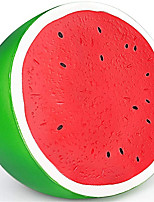 "cheap -10"" Jumbo Squishies Slow Rising Giant Squishy Large Watermelon Squishys Toys Kawaii Scented Squeeze Toys Stress Relief Toys Novelty Toys Birthday Gifts for Kids Adults"