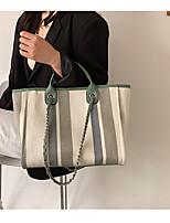 cheap -Women's Bags Tote Top Handle Bag Date Office & Career 2021 Handbags Black Blue Khaki Green
