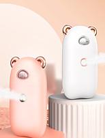 cheap -2021 new cute pet mini moisturizer usb rechargeable portable handheld facial humidification moisturizing facial steamer