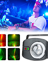 cheap -ysh led disco stage light portable family party magic ball colorful light bar club stage effect lamp for wedding decoration