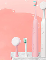 cheap -Ultrasonic Electric Toothbrush Smart Sonic Adult Electric Toothbrush Sonic Electric Toothbrush With Replaceable Brush Head