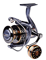 cheap -Fishing Reel Spinning Reel 5.2:1 Gear Ratio 3 Ball Bearings Light and Convenient for Sea Fishing / Fly Fishing / Lure Fishing