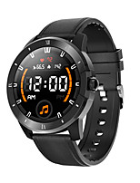 cheap -MX12 Unisex Smartwatch Bluetooth Heart Rate Monitor Blood Pressure Measurement Calories Burned Health Care Information Stopwatch Pedometer Call Reminder Activity Tracker Sleep Tracker