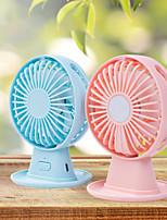 cheap -Mini Fan Portable Fan with Light Handheld Electric USB rechargeable fan Appliances Desktop Air Cooler Outdoor Travel hand fan