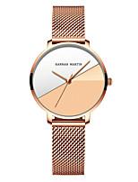 cheap -HANNA MARTIN japanese movement ladies simple waterproof quartz watch fashion exquisite watch